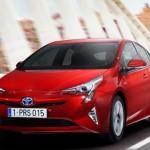 MOBIL TOYOTA : Konsumsi BBM Prius Terbaru Mencapai 40.8km/Liter