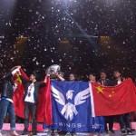 GAME ONLINE : Tim eSport Tiongkok Juarai Turnamen DOTA Internasional