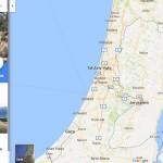 PETISI ONLINE : Tak Ada Palestina di Peta, Google Map Dikecam Keras