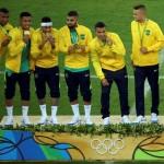 OLIMPIADE 2016 : Raih Emas Sepak Bola, Brasil Bungkam Kritik