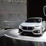 MOBIL HONDA: Civic Versi Hatchback Lebih Murah, Bakal Dijual Tahun Depan