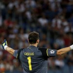 Kiper FC Porto, Iker Casillas. (REUTERS/Max Rossi)