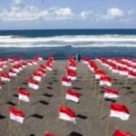 Ilustrasi bendera merah putih tanda persatuan Indonesia. (JIBI/Solopos/Antara)