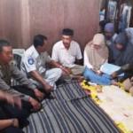 KECELAKAAN DEMAK : Jasa Raharja Santuni Keluarga Kepala Ombudsman Jateng