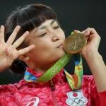 OLIMPIADE 2016 : Rebut 4 Emas Beruntun, Pegulat Jepang Ukir Sejarah