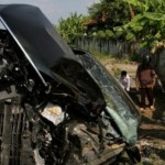 KECELAKAAN DEMAK : Kritis, 2 Korban Tertabrak KA Maharani Dirujuk ke Semarang
