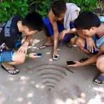 Kuota Internet Reguler Habis, Pelajar di Wonogiri Ini Rela Kerjakan Tugas Dini Hari