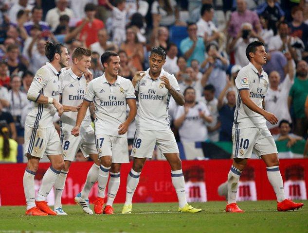 REAL MADRID VS LEGIA WARSZAWA : Berapa Gol Los Blancos?