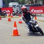 Honda Sonic Infastion 2016 Libatkan 1.000 Riders Gymkhana