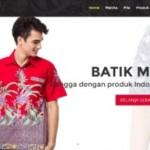 JUAL BELI ONLINE : Tawarkan Produk Tradisional, Batikmal.com Meluncur di Semarang