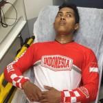 OLIMPIADE 2016 : Tony Gagal ke Semifinal BMX, Peluang Medali Indonesia Habis
