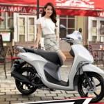 SEPEDA MOTOR YAMAHA : Ini Skutik Yamaha yang Bisa Mati Otomatis Seperti Vario