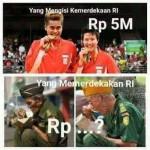 TRENDING SOSMED : Bonus Miliaran Atlet Olimpiade Disindir Netizen