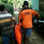 FOTO PENEMUAN MAYAT WONOGIRI : Ini Jalannya Evakuasi Mayat Wanita Tanpa Busana