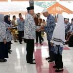 Pemberangkatan 3 Calon Jemaah Haji Asal Sleman Ditunda