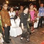 Megawati, Elite PDIP, Hingga Eks Menteri Jokowi di Resepsi Ngunduh Mantu Rudy