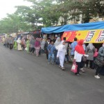 HAJI 2016 : Sepi Pembeli, Pedagang Oleh-Oleh di Donohudan Mengeluh
