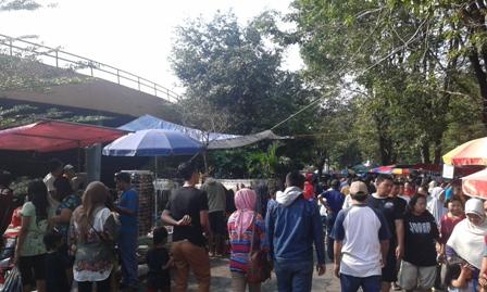PKL SOLO : Tak Dapat Lokasi Strategis, PKL Sunday Market Ingin Tinggalkan Manahan
