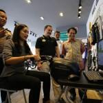 BERITA FOTO : Microsite Indonesia Ayo Aman Berlalu Lintas Diluncurkan