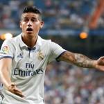 Ingin Hengkang dari Madrid, James Rodriguez Menuju Inggris