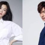 DRAMA KOREA : Foto: Jun Ji Hyun dan Lee Min Ho Shooting Drama di Spanyol