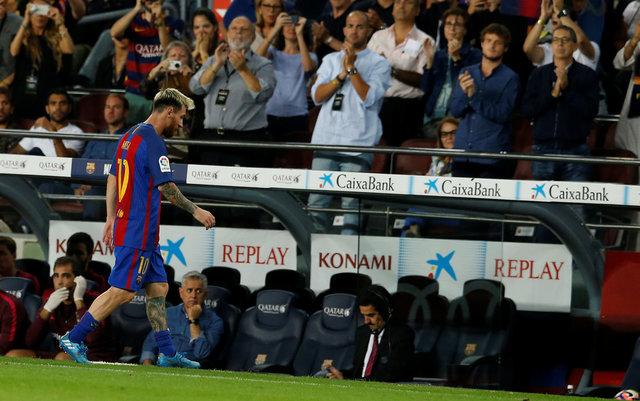 Messi Diharapkan Comeback Saat Barca Vs City