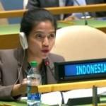 KISAH INSPIRATIF : Profil Nara Rakhmatia, Diplomat Cantik yang Hebohkan PBB