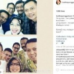 PILKADA JAKARTA : Kocak! Selfie 3 Cagub-Cawagub DKI Jadi Guyonan