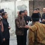 KABAR DUKA : Ayah Cak Lontong Meninggal, Presiden Jokowi Layat