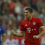 Robert Lewandowski (REUTERS/Michaela Rehle)