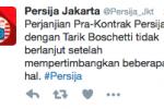 ISC A 2016 : Persija Batal Rekrut Eks Gelandang PBFC