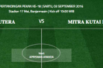 ISC A 2016 : Barito Putera vs Mitra Kukar : Preview, Prediksi dan Prakiraan Pemain