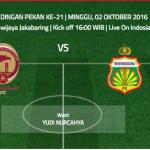 ISC A 2016 : Jelang Hadapi Bhayangkara FC, SFC Surati PSSI