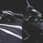 """SEPEDA MOTOR YAMAHA: Inilah NVX 150: Skutik """"Saudara"""" Nmax, Meluncur September"""