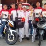 MOTOR HONDA: 3 Mekanik Honda Jateng Berebut ke Kontes Mekanik se-Asia