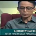 Kian Panas, Ario Kiswinar Laporkan Mario Teguh ke Polda Metro Jaya