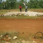 INFRASTRUKTUR WONOGIRI : Desa Wonoharjo bakal Punya Sirkuit Grasstrack