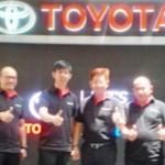MOBIL TOYOTA : Calya Banjir Peminat, Toyota Kewalahan Penuhi Pesanan