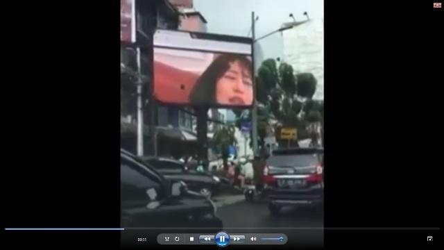Videotron Tayangkan Video Mesum Juga Pernah di Tasikmalaya