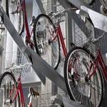 Sepeda yang diparkir di bawah tanah (CNN)