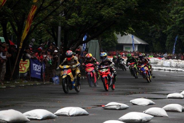 Solo Jadi Tuan Rumah Kejuaraan Balap Motor Asia