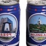 Pedagang Tiongkok Memang Kreatif, Bahkan Udara Kotor Jadi Barang Dagangan