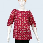 TOKO SOLOPOS : Blus Batik Nyaman dan Elegan