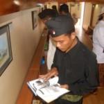 FOTO WISATA SEMARANG : Museum KA Kini Punya Kereta Pustaka