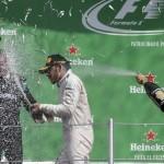 FORMULA ONE 2016 : GP Meksiko: Hamilton Juara Hingga Insiden Vettel Batal Podium