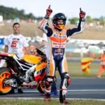 Juara Dunia Moto GP 2017, Marquez Lewati Rekor Rossi