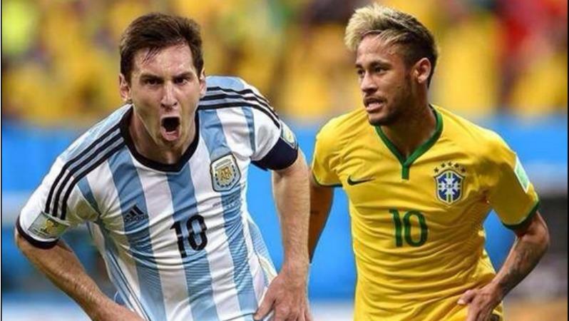 KUALIFIKASI PIALA DUNIA 2018 : Argentina dan Brasil Tanpa