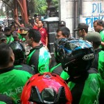 Penganiaya Driver Gojek Solo Belum Ditangkap, Purwosari Dipantau