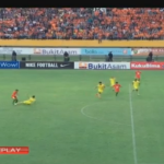 ISC A 2016 : Bhayangkara FC Hancurkan Sriwijaya FC 4-0