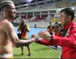 ISC A 2016 : Usai Tekuk Sriwijaya FC 1-0, Mitra Kukar Langsung Tancap Gas